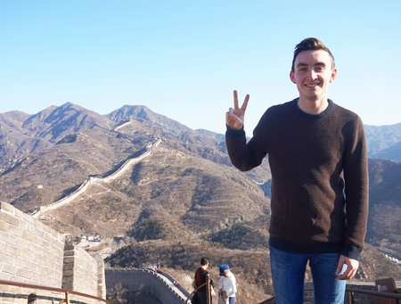Joshua Williams, BA (Hons) Geography, Great Wall of China.jpg