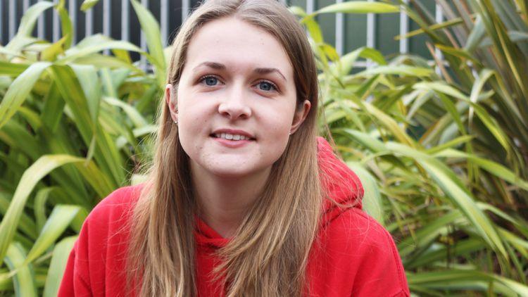 Kate Brooks - BA (Hons) History student