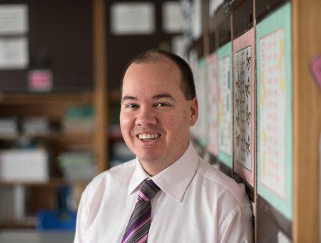 Keith Harris_ Secondary Teaching graduate