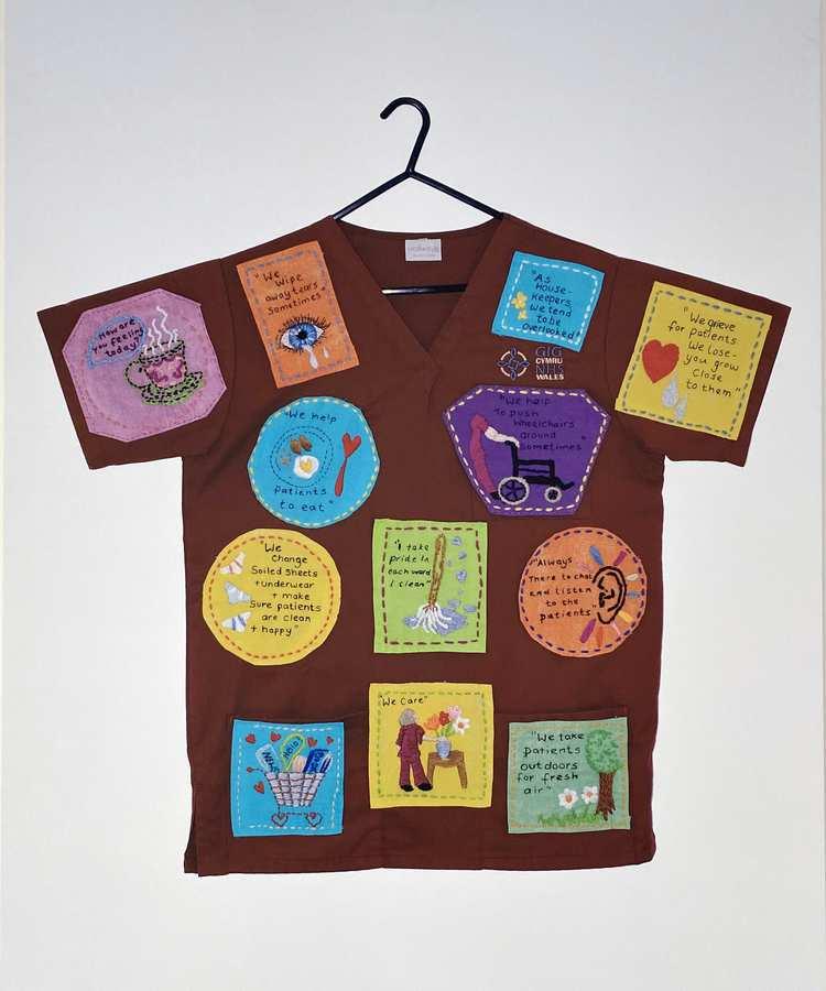 Kelly Havard Jones - If This Uniform Could Speak.jpg