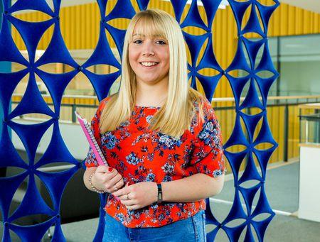 Lauren_Jones_Early Years student