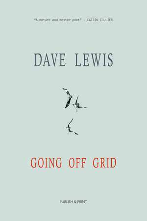 Dave Lewis - Going Off Grid