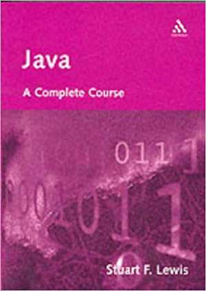 Stuart Lewis - alumnus author - Java