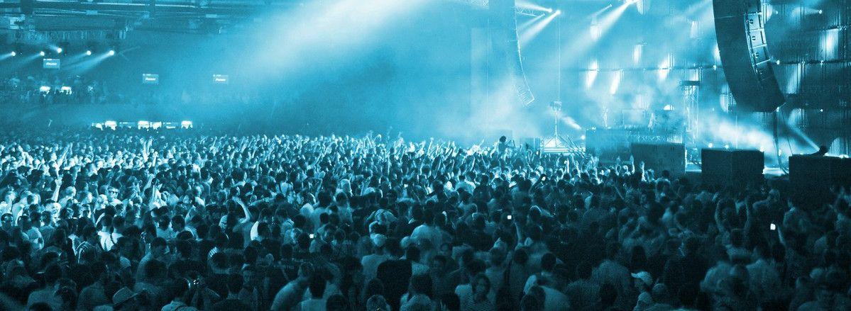 light event production