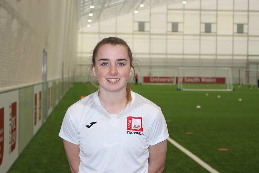Lisa Owen women in football 2018