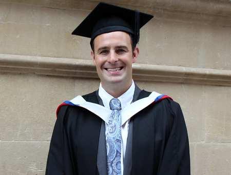 Lloyd Evans, Medical Sciences graduate