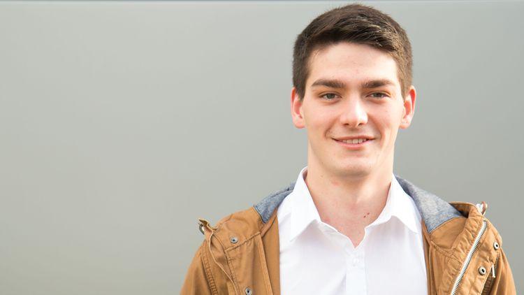 Logan Spittle, MEng Mechanical Engineering