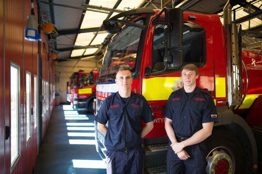 Luke Goddard and Alex Wadham - Public Services