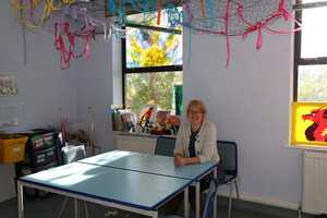 Lyn Williams, National Autistic Society Team Leader
