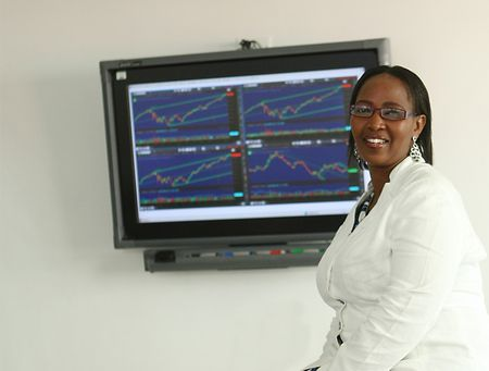 Maroba Toko -  accounting student
