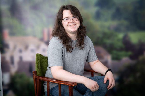Matthew Harry – winner, The Reginald Salisbury Award for Outstanding Studentship