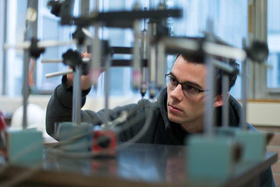 Course image: MSc Mechanical Engineering