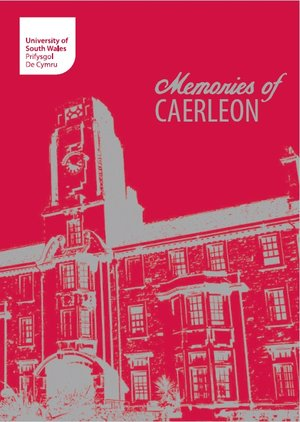 Memories of Caerleon - front page