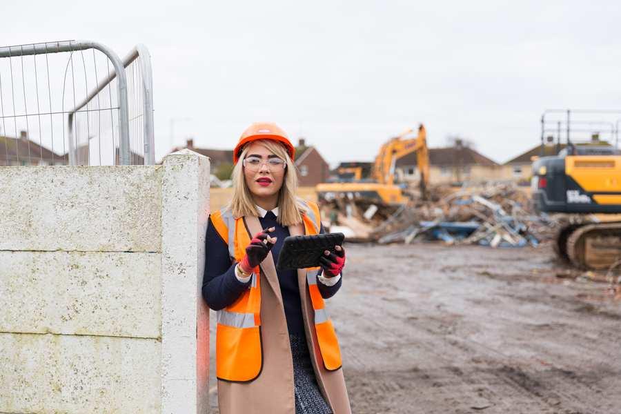 Mercedes VAUGHAN-MATTHEWS - Construction Project Management graduate