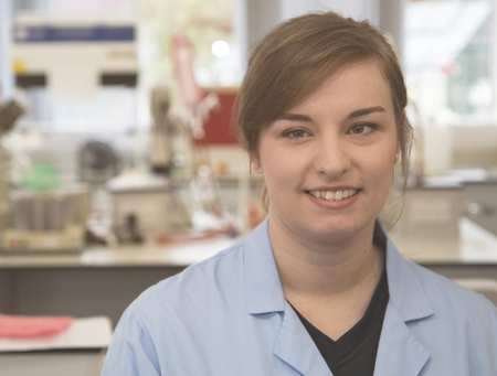 Michelle Csete Msci Forensic Biology
