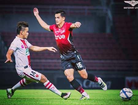 Mika Chunuonsee – BSC (hons) Football Coaching & Performance graduate