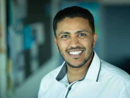Mohammed Algorashi Postgraduate Education student
