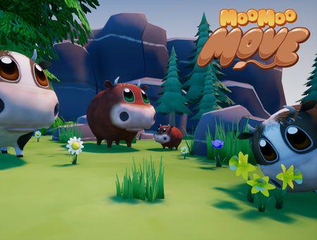 Moo Moo Move Mochi Mode - USW Games