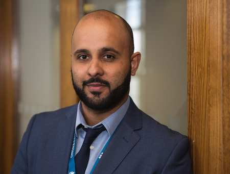 Muhanned Kalash, MSc Global Governance graduate