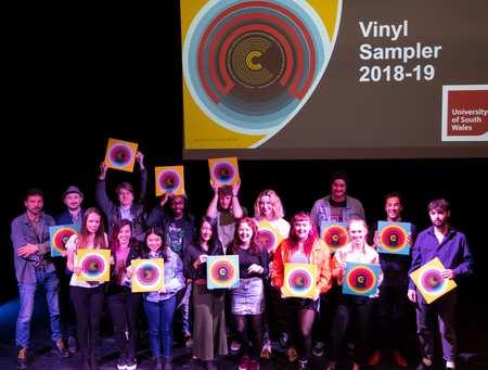 Create Vinyl 2019