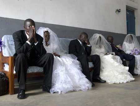 Becky Matthews 'My Nig Fat Ugandan Wedding'