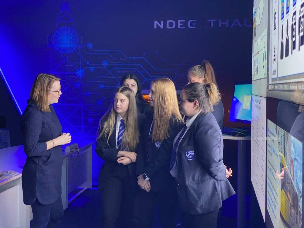 NDEC, Cyber College Launch, Feb 2020