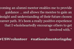 National Mentoring Day 2016