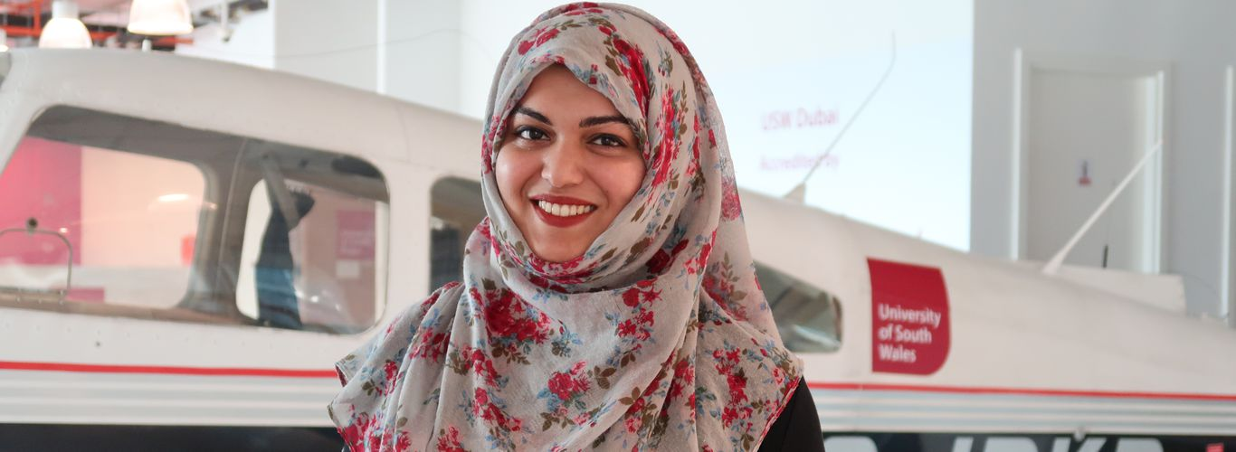 Nehha Amreen - AME Lecturer, Dubai
