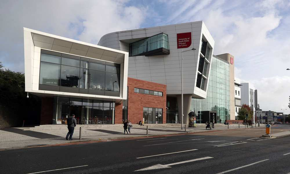 USW's Cardiff Campus will be home to Film & TV School Wales