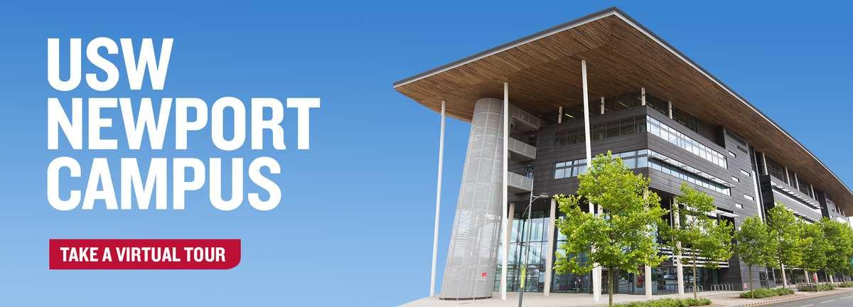Newport Campus Virtual Tour