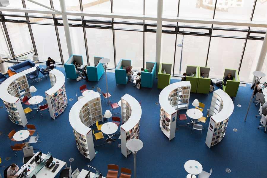 Newport library