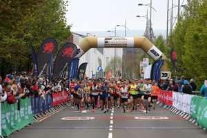 Newport Marathon and 10k