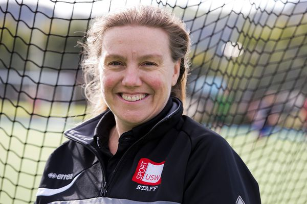 Course leader Mel Tuckwell, a former international netball player, is a highly experienced coach and coach educator. She has coached Wales' U21 netball team to several world championships