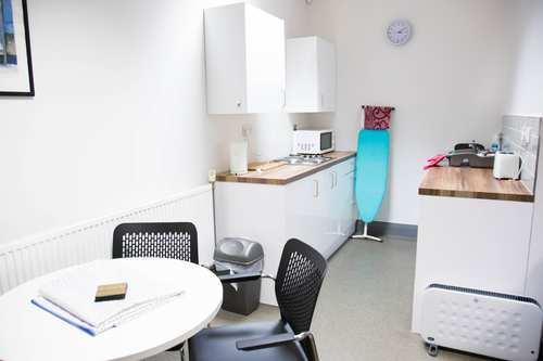 Nursing sim centre