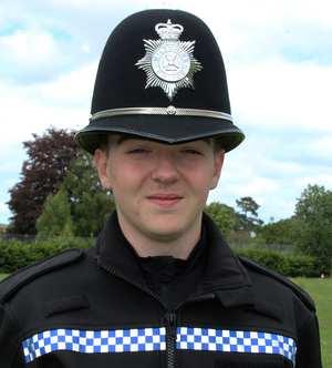 Ollie Venton Wiltshire Police