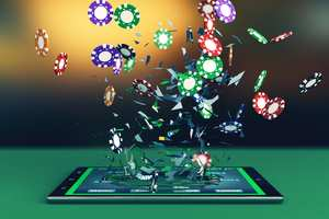 Online gambling, Thinkstock