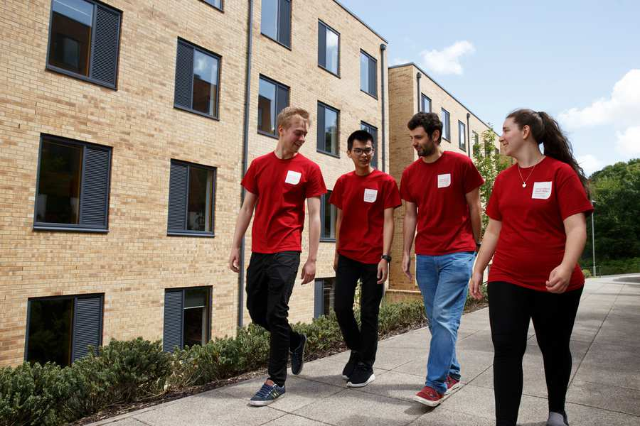 Undergraduate Open Day (Accommodation)