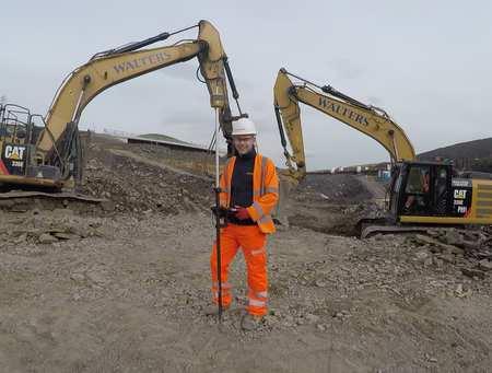 Owain Morgan, Civil Engineering