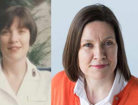 Owena Simpson, cardiac nurse and academic manager, Nurses' Day