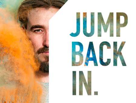 Jump Back In - Small