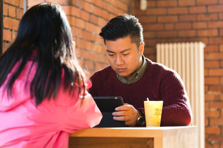 Postgraduate online study
