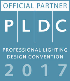 Professional Lighting Design Convention logo