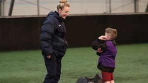 Chanelle McManus, Preston North End, Community Football Coaching student