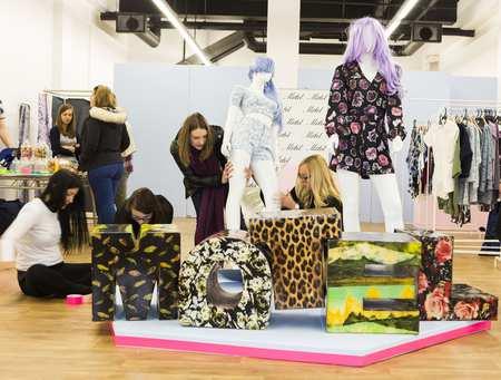 Fashion Pop Up Shop