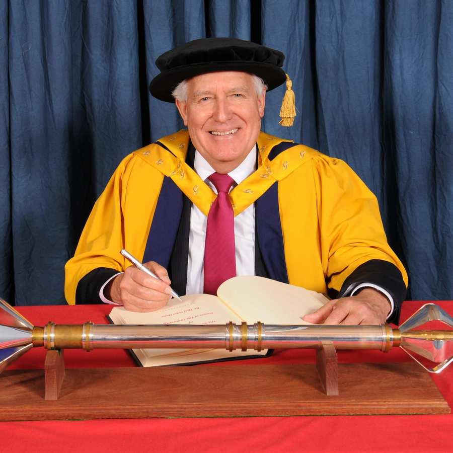 Peter Hain honorary