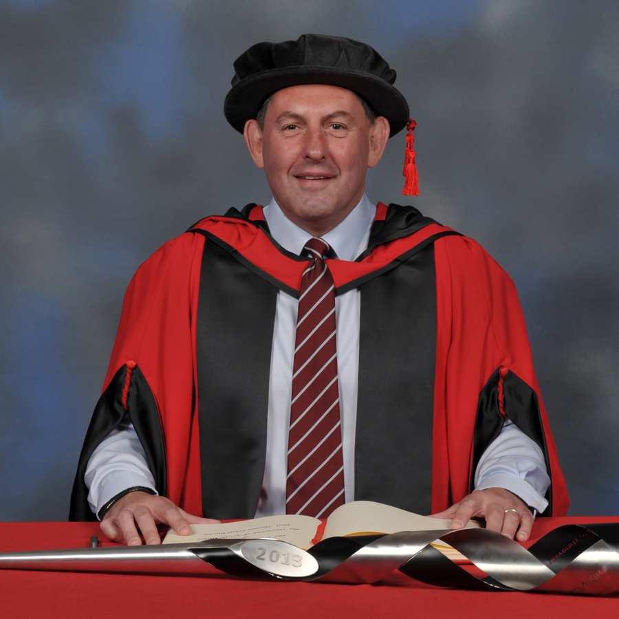 Phil Davies Honorary 2017