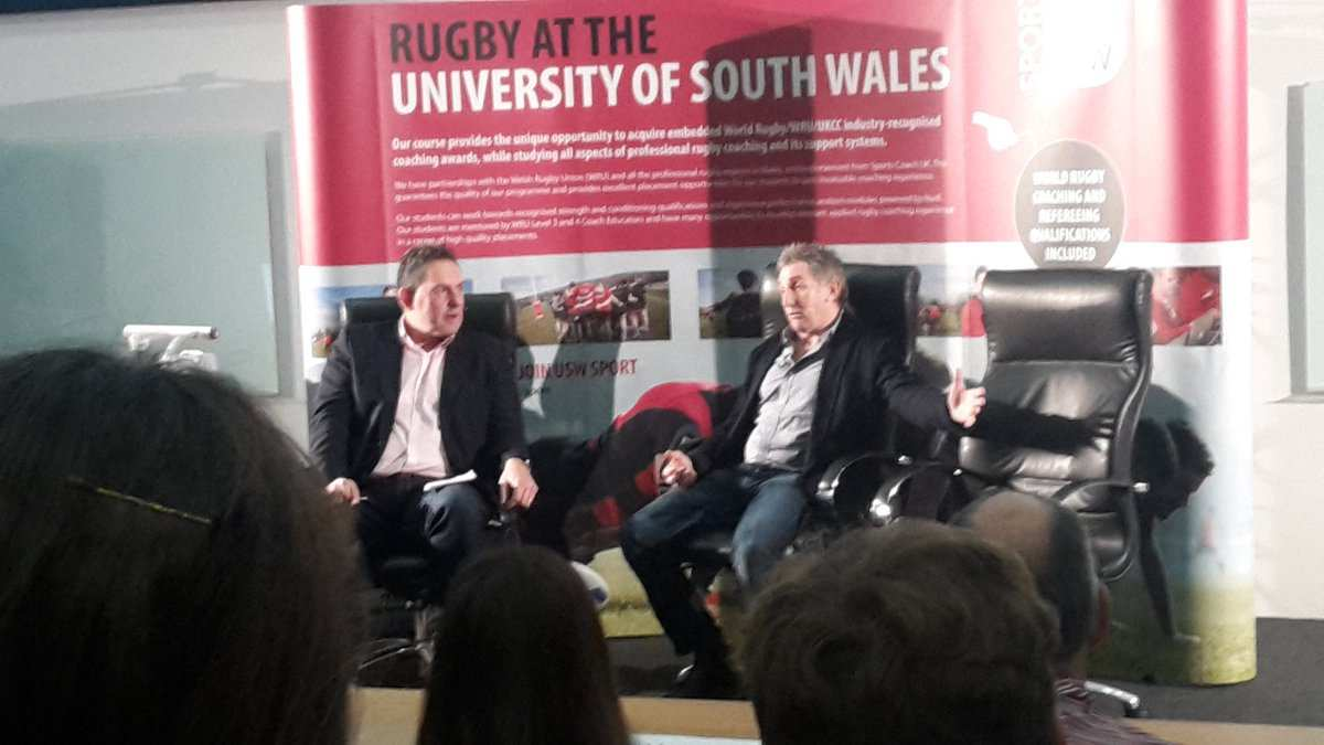 An Evening with Jonathan Davis OBE