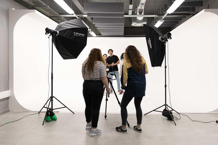 photography studio caridff