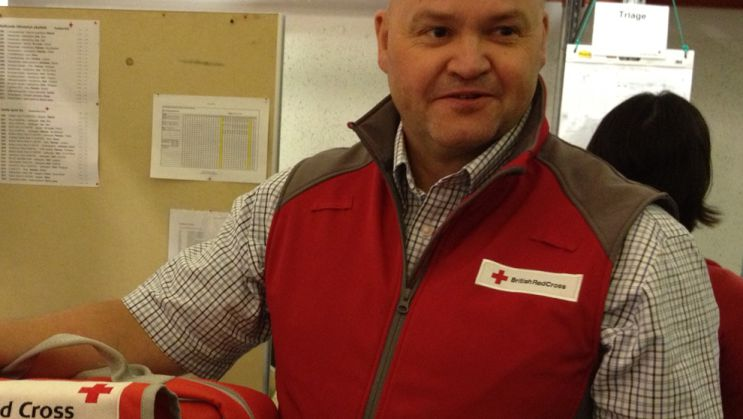 Jeff Evans, Disaster Healthcare Nursing