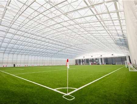Sports Park Football Pitch